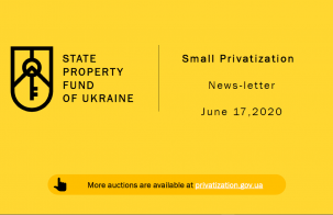 Small Privatization News-letter, on June 17, 2020