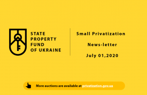 Small Privatization News-letter, on July 01, 2020