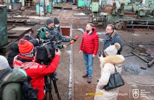 Прозора приватизація заводу «Більшовик» може відбутися у червні цього року