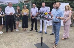 «Велика приватизація в`язниць»: Тарас Єлейко взяв участь у заході з нагоди передачі інвестору права власності на майно недіючої Львівської колонії